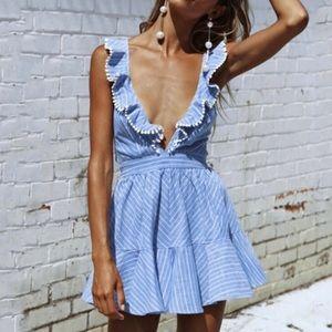 Dresses & Skirts - Cute Striped Summer Dress